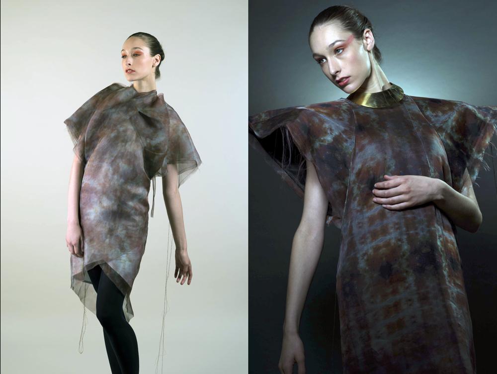 Electronic fabric clothes Concordia University
