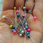 Fabric pins