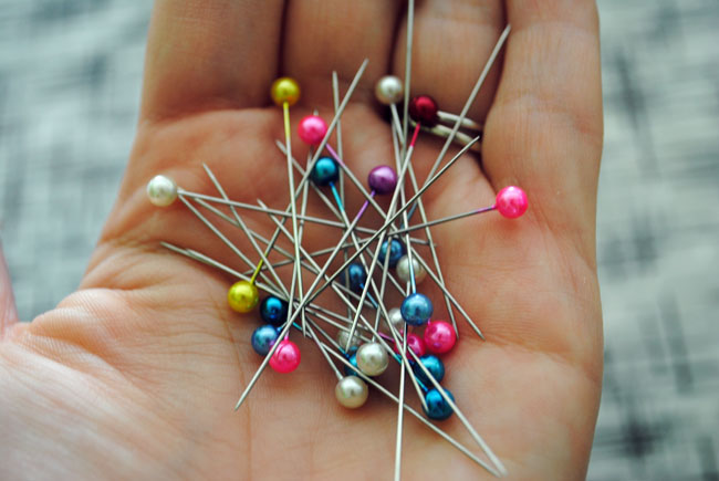 To Pin Or Not To Pin: Which Straight Pins Are For You?