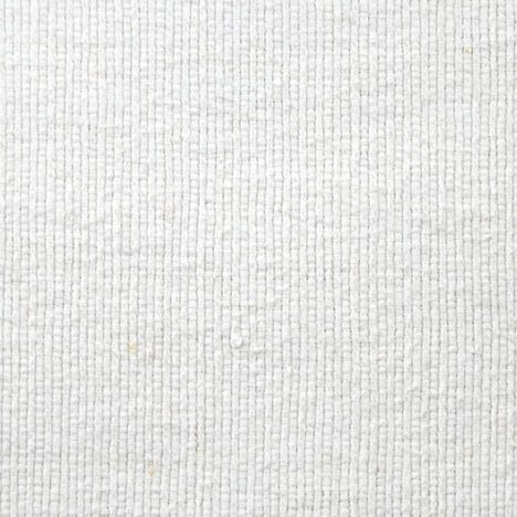 white plain weave fabric