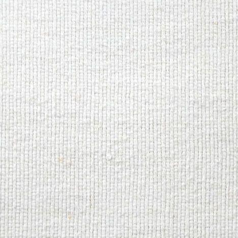white plain weave fabric