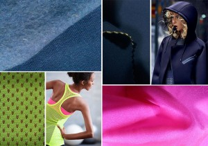 Sports fabric moodboard Fabric UK