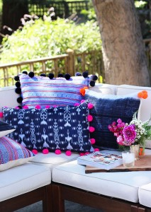 Fabric for outdoor furniture