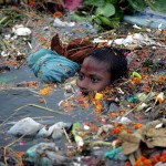 Citarum River textile pollution