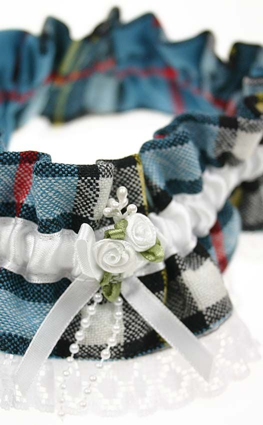 Tartan for wedding