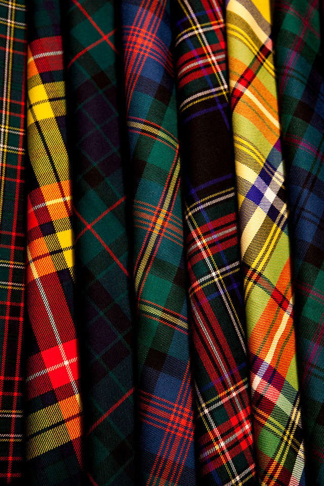 Decoration or Descendants: What Makes Tartan Fabric Special?