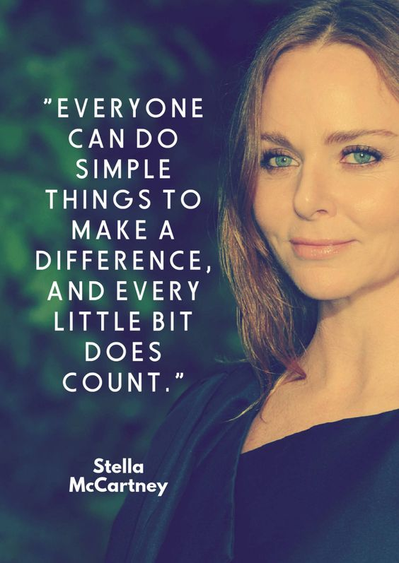 Stella McCartney quote