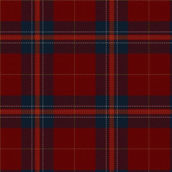 Arbroath red litchie tartan