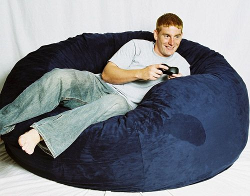 Its Not Only Children That Can Play In Bean Bag Furniture They Are A Great  Choice For Comfortable Gaming Chairs. Pull Up To The TV, Grab Your  Controller And ...