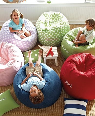 FabricUK Create Bean Bag Furniture