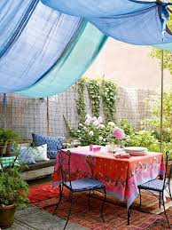 Creative Garden Fabric Ideas