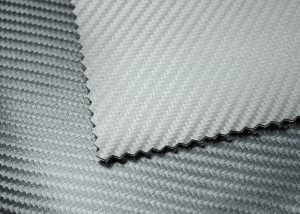 techno look block stripe leatherette vinyl fabric