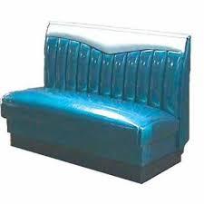 glitter vinyl retro dinner seat