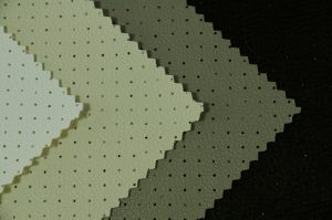 perforated car headliner fabric