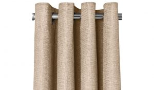 hopsack curtains