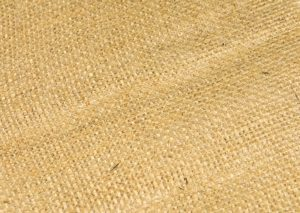 natural wide width hessian