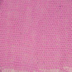 pink soft jute hessian fabric