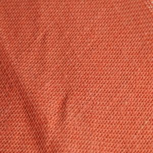 terracotta hessian fabric