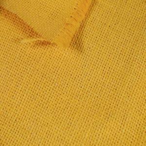 yellow hessian