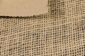 Bituminised Hessian/Kraft Paper Backing hessian fabric