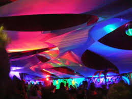stretch fabric for events