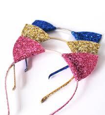 cat hairband