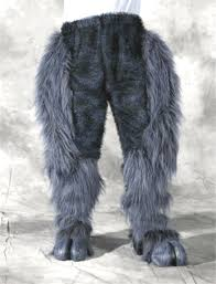 wolf trousers
