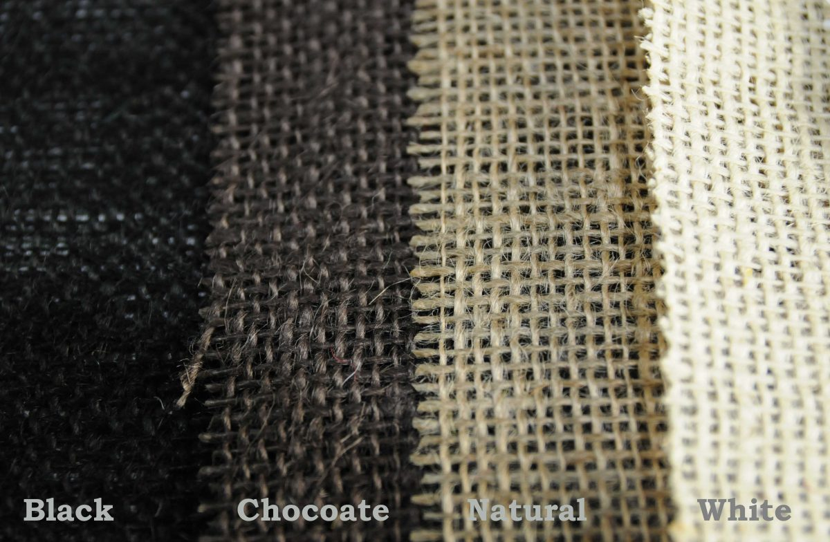 Versatile Hessian for Construction Arts and Crafts