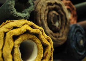 waxed cotton fabric