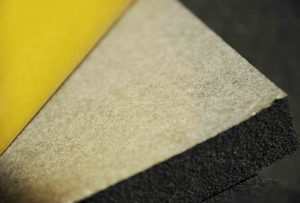 self adhesive acoustic foam