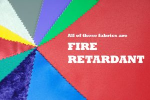 fire retardant fabric service