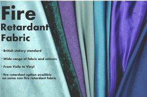 fire retardant fabric UK