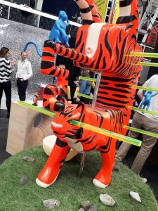 bendy tiger VM and Display show 2018