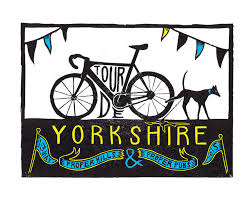 Celebrating The Tour De Yorkshire With Bunting!
