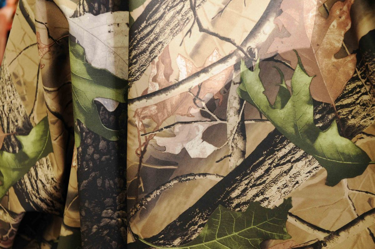 Micro Fleece Soft Dry Waterproof Coloured and Camouflage Fabric