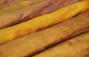 gold dupion silk rolls