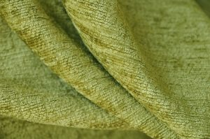 lime green Elite chenille upholstery fabric