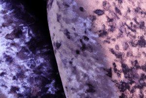 purple bling velvet upholstery fabric