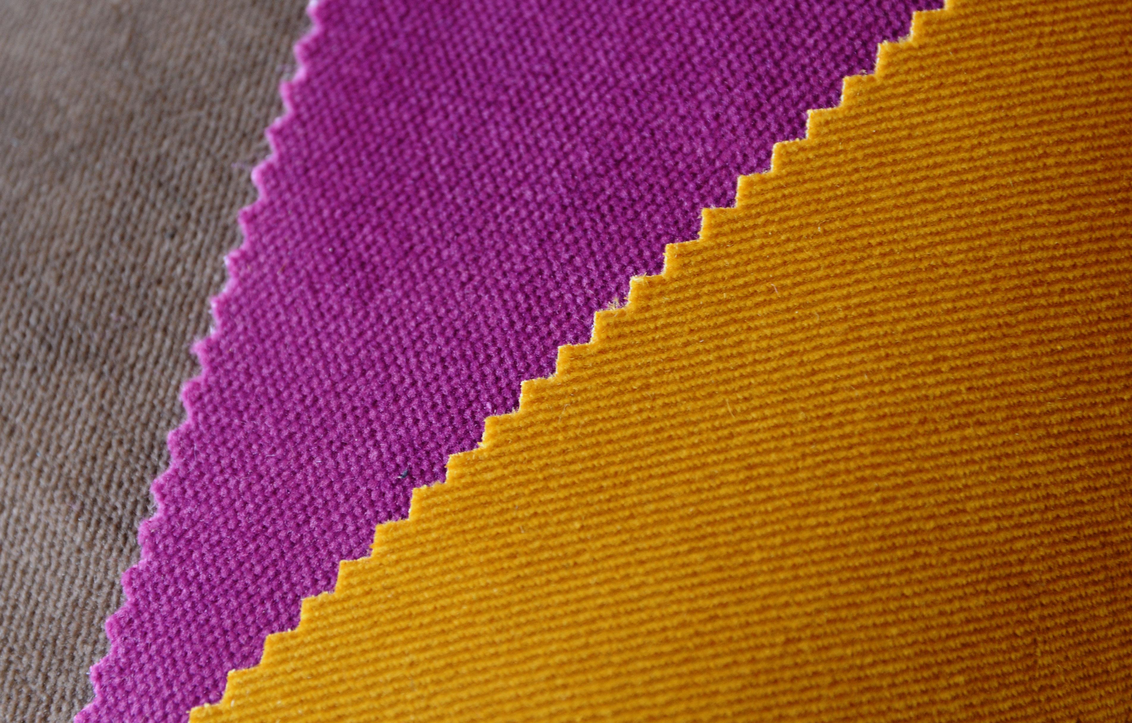 Soft Like Velvet Effect Chenille Upholstery Curtain Interior New Lavender Fabric