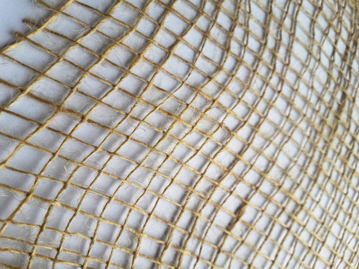 Hessian Scrim Netting Fabric