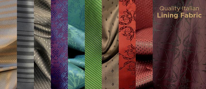 Italian Jacquard Lining Fabric