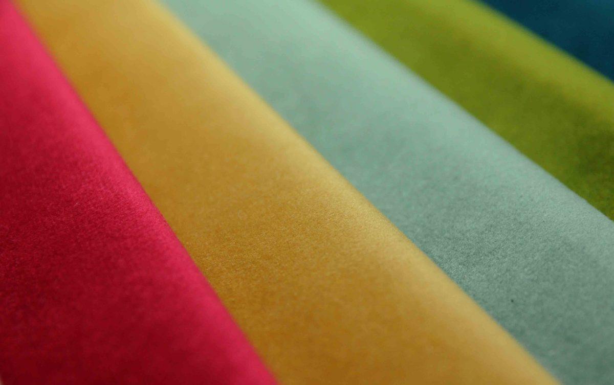 Caring for fabrics – Velvet