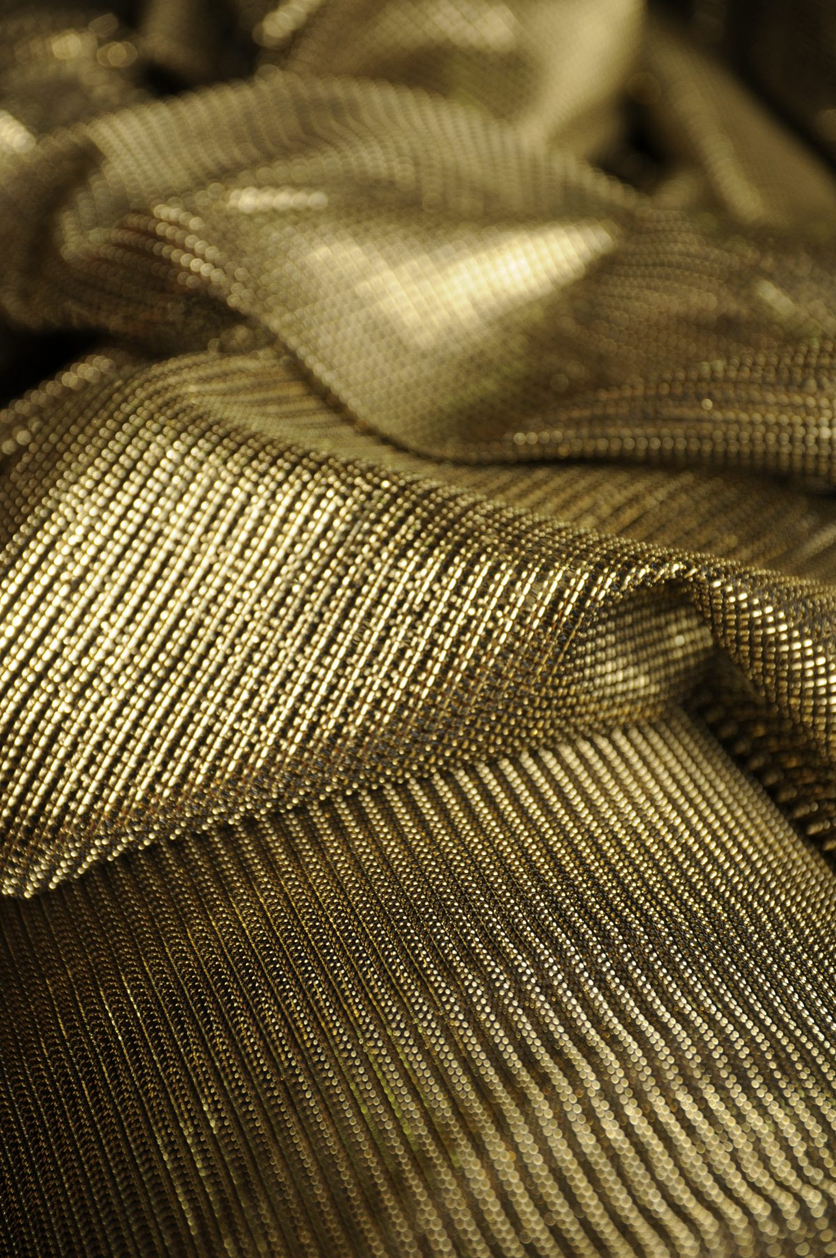 Metallic Lurex – Glam Gold or Silver Sparkle