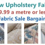 Bargain Upholstery Fabric!