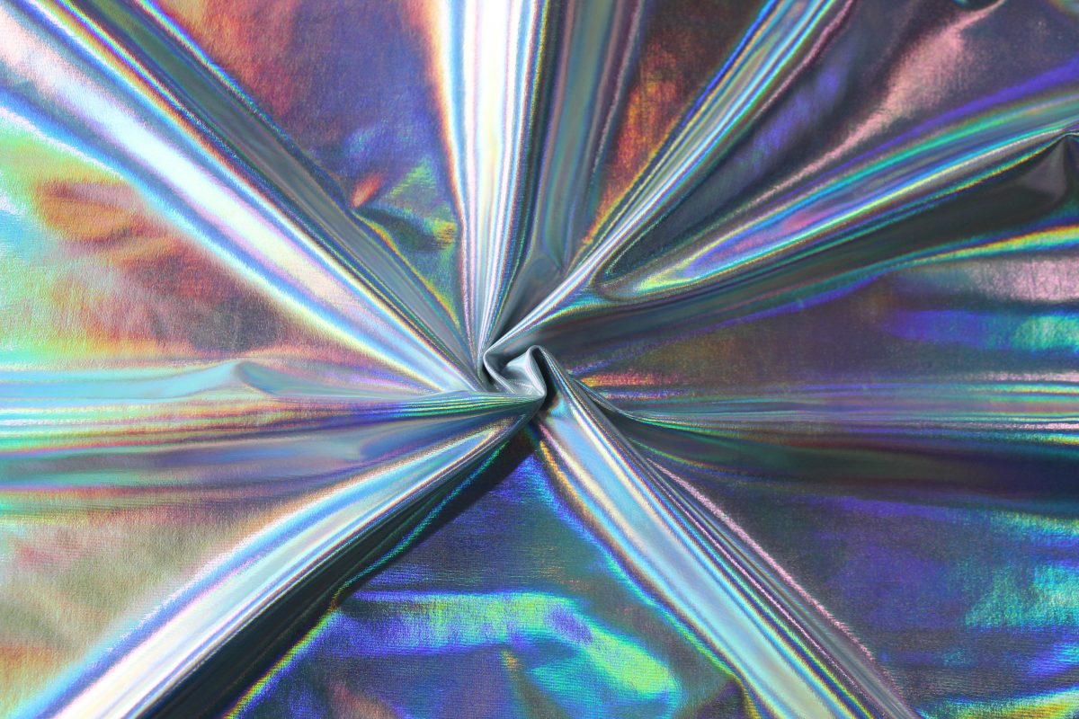 Metallic Foil Fabrics