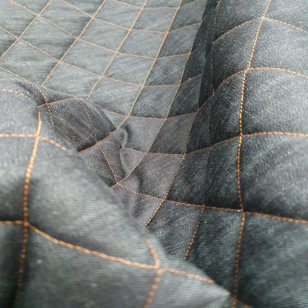Our new quilted fabrics!